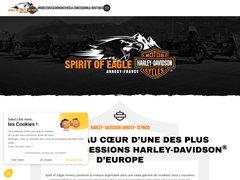 Détails : Harley Davidson Annecy