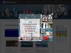 Détails : Société des Régates à Voile d'Annecy