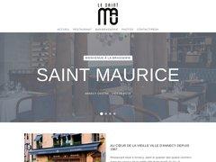 Détails : Brasserie Saint Maurice Annecy