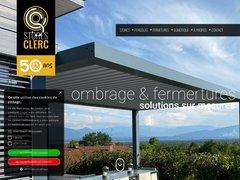 Stores Clerc - Stores et volets roulants en Haute-Savoie