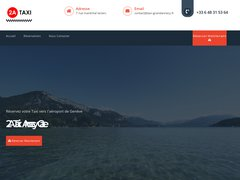 Taxi Annecy