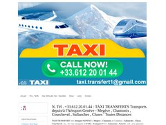 Taxis et Transferts