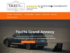 Détails : Taxi Annecy 74