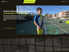 Détails : Tennis Club Annecy le vieux