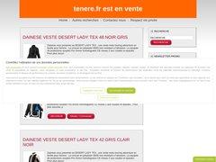Détails : Tenere - Cabinet de recrutement Annecy