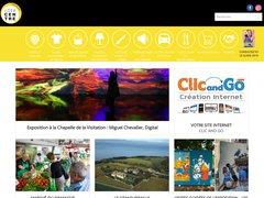 Détails : Le site des commercants de Thonon les Bains