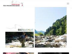 Détails : Fédération de Haute-Savoie Peche