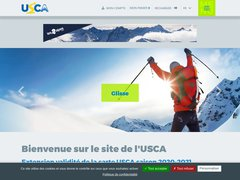Détails : USCA : Union Ski Club Alpins