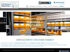 Utilitaire Market aménagement fourgon