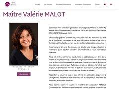 Détails : Valerie Malot Avocat à Ville la Grand - Annemasse