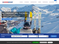 Détails : Location Ski Val Thorens Haut Station Intersport