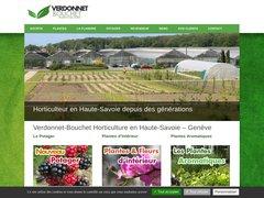 Détails : Verdonnet Bouchet Horticulture