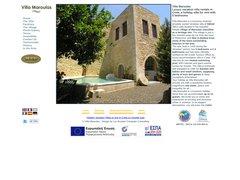 Détails : Louer une villa de luxe en Crète.