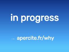 Aperçu du site Vin malin