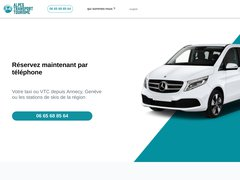 vtc alpes transport tourisme