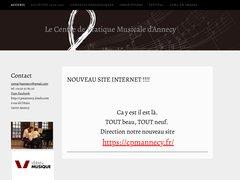 Détails : Centre de Pratique Musicale d'Annecy