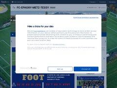 Détails : Football Club Epagny Metz-Tessy