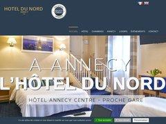 Détails : Hotel du Nord Annecy centre