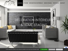 Détails : At'Home Décoration Home Staging Annecy