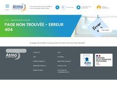 Détails : Qualité de l'air en Haute-Savoie et Rhone Alpes