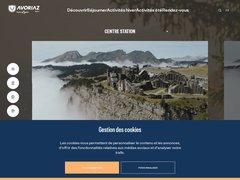 Webcam Avoriaz Live HD