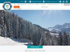 Détails : Webcam Brides les Bains