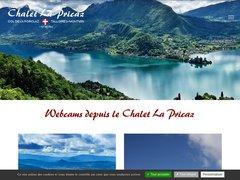 Détails : Webcam Lac d'Annecy vue 180° depuis Col de la Forclaz