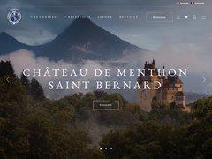 Détails : Chateau de Menthon