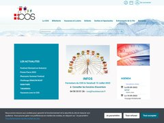 Détails : COS 74 Comité des Oeuvres Sociales des Personnels du Conseil Général