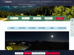 Détails : Webcam Courchevel