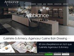 Cuisine Annecy - Ambiance Intérieur - Cuisiniste