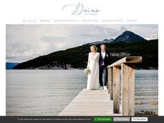 Détails : Doiina Photographe de mariage à Annecy