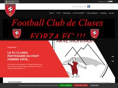 Détails : Football Club de Cluses