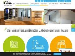 Génie Multiservices : rénovation intérieur Nantes