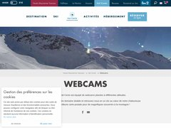Détails : Webcam Val Cenis