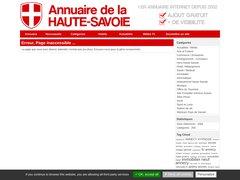 Détails : Meteo Annecy