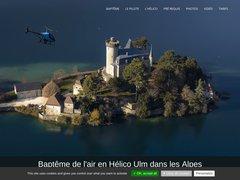 Détails : Hélico Annecy Baptême de l'air