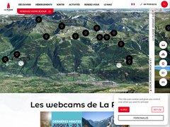 Webcam La Plagne