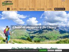 Détails : Gite Chalet Bellevue La Clusaz
