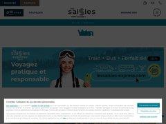 Détails : Webcam Les Saisies