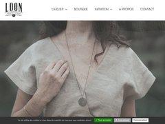 Détails : LOON Couture - Création de mode artisanales
