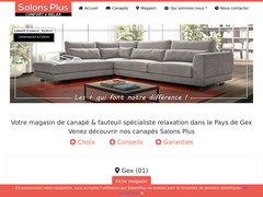 Détails : Salons Plus Sallanches