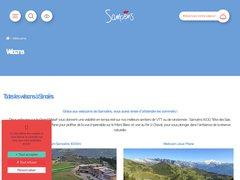 Webcam Samoens 1600 - Saix 2120