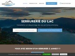 Détails : Serrurier Annecy Dépannage - La Serrurerie du Lac