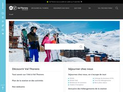 Détails : Webcam Val Thorens Live HD