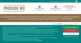 Les substances à base de plantes et leur utilisation en santé animale : des évolutions réglementaires nécessaires et urgentes !