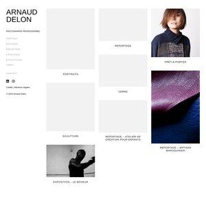 Arnaud Delon - Photographe