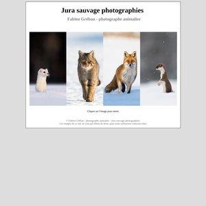 Jura Sauvage Photographie