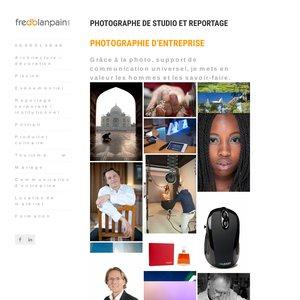 Fred Blanpain - Reportage et Studio