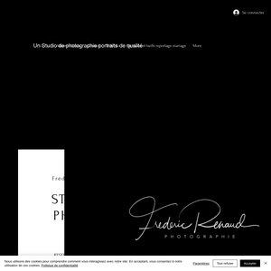 Frederic Renaud Photographe de mariage